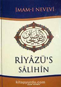 Riyazü's Salihin Tercümesi (Küçük Boy Şamua Sert Kapak) - İmam Nevevi pdf epub