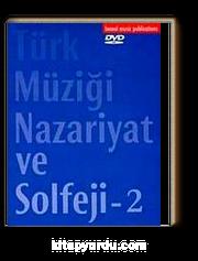 Türk Müziği Nazariyat ve Solfeji 2 (Dvd'li)
