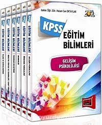 2012 KPSS Eğitim Bilimleri Konu Anlatımlı Modüler Seti