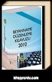 2010 Beyanname Düzenleme Kılavuzu