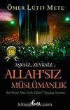 Allah'sız Müslümanlık (Cep Boy)