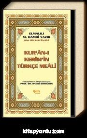 Hak Dini Kur'an Dili Kur'an-ı Kerim'in Türkçe Meali