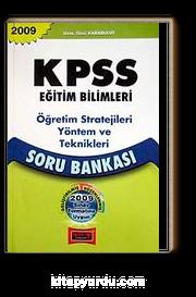 KPSS Eğitim Bilimleri Öğretim Stratejileri Yöntem ve Teknikleri Soru Bankası