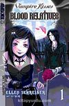 Vampire Kisses - Blood Relatiues-1 (Manga)