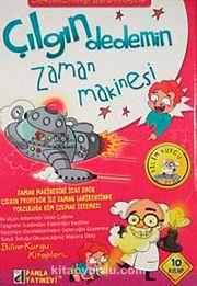 Çılgın Dedemin Zaman Makinesi İcatlar ve Keşifler (10 Kitap Takım) (2. ve 3. Sınıflar İçin)