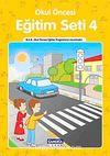 Okul Öncesi Eğitim Seti 4 (6 Yaş)