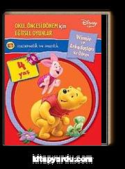 Winnie ile Matematik ve Mantık 4 Yaş