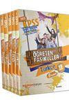 2013 KPSS Genel Yetenek-Genel Kültür Öğreten Fasiküller Konu Anlatımlı Modüler Set