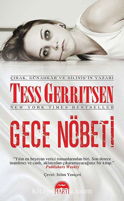 Gece Nöbeti (Özel Fiyat) - Tess Gerritsen pdf epub