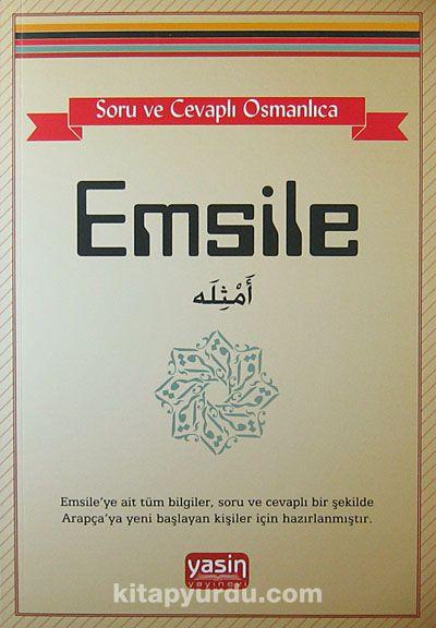 Soru ve Cevaplı Osmanlıca Emsile -  pdf epub