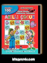 Akıllı Çocuk / Kırmızı Kitap  & Görsel Okuma, Odaklanma ve Farkındalık