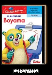 El Becerileri 1 Boyama 2 Yas Disney Okulda Basari