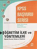 Öğretim İlke ve Yöntemleri KPSS Başvuru Serisi
