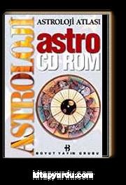 Astroloji Atlası (1Cd-rom+Kitap)