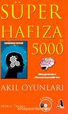 Süper Hafıza 5000 Beyninizi Renklendirin Turuncu Kitap