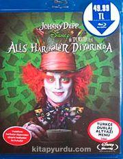 Alis Harikalar Diyarında (Blu-ray Disc)