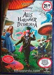 Alis Harikalalar Diyarında (DVD)