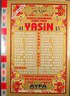 41 Yasin Türkçe Okunuşları ve Açıklamaları (Rahle Boy Kod:014)