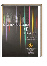 Isparta Folkloru 1 (Cd Ekli)