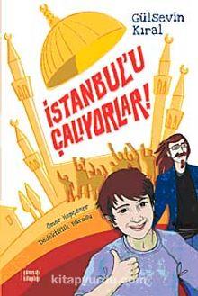 İstanbul'u Çalıyorlar / Ömer Hepçözer Dedektiflik Bürosu 1