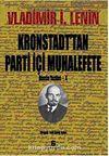 Kronstadt'tan Parti İçi Muhalefete