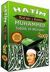 Kur'an-ı Kerim Hatim ve Meali (30 VCD)