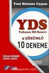 YDS 5 Çözümlü 10 Deneme