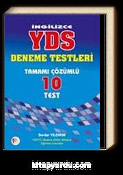 İngilizce YDS Deneme Testleri Tamamı Çözümlü 10 Test