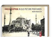 Hagia Sophia In Old Picture Postcard