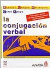 La Conjugacion Verbal (İspanyolca Fiil Çekimleri)