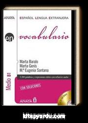 Vocabulario - Nivel Medio B1 +2 CD (İspanyolca Kelime Bilgisi - Orta Seviye)