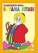 2 Nasreddin Hoca Boyama Kitabı Kitapyurducom