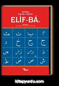 Tecvidli Kur'an-ı Kerim Elif-Ba'sı (3 Adet Cd ilaveli)