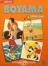 Eğitici Boyama 8 Sporcular