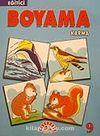 Eğitici Boyama 9 Karma