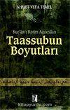 Taassubun Boyutları / Kur'an-ı Kerim Açısından