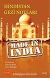 Made in India / Hindistan Gezi Notları