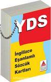 İngilizce Eşanlamlı Sözcük Kartları / YDS