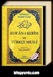 (Hafız Boy) Kur'an-ı Kerim ve Türkçe Meali / Elmalılı Hamdi Yazır