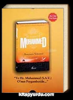 (Özel Baskı Kutulu Ciltli Numaralandırılmış) Hz. Muhammed (s.a.v.)
