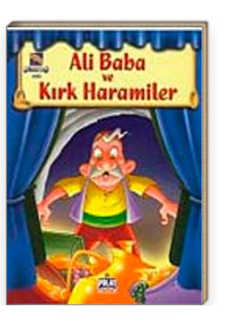 Ali Baba ve Kırk Haramiler / Gökkuşağı Serisi