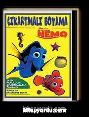 Kayıp Balık Nemo çıkartmalı Boyama Kitapyurducom
