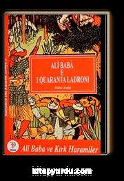Ali Baba ve Kırk Haramiler / İtalyanca  Seviye-3 (Ali Baba E I Quaranta Ladroni) (Cdisiz)
