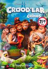 Crood'lar - The Croods (Dvd)