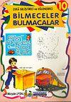 Bilmeceler Bulmacalar (10 kitap takım) / Zeka Geliştirici ve Eğlendirici (büyük boy-8 yaş ve üstü)