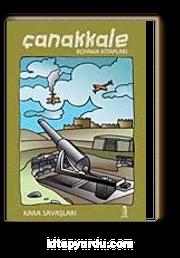 çanakkale Boyama Kitabı Kara Savaşları Kitapyurducom
