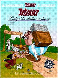 Asteriks / Galya'da Okullar Açılıyor