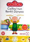 Caillou'nun Renkli Dünyası DVD Seti-1 (2 DVD 32 Bölüm)