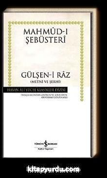 Gülşen-i Raz & Metni ve Şerhi (Karton Kapak)