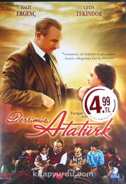 Dersimiz Atatürk (DVD)